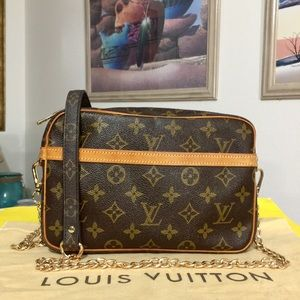 Louis Vuitton Compiegne 23 Crossbody Bag 💼